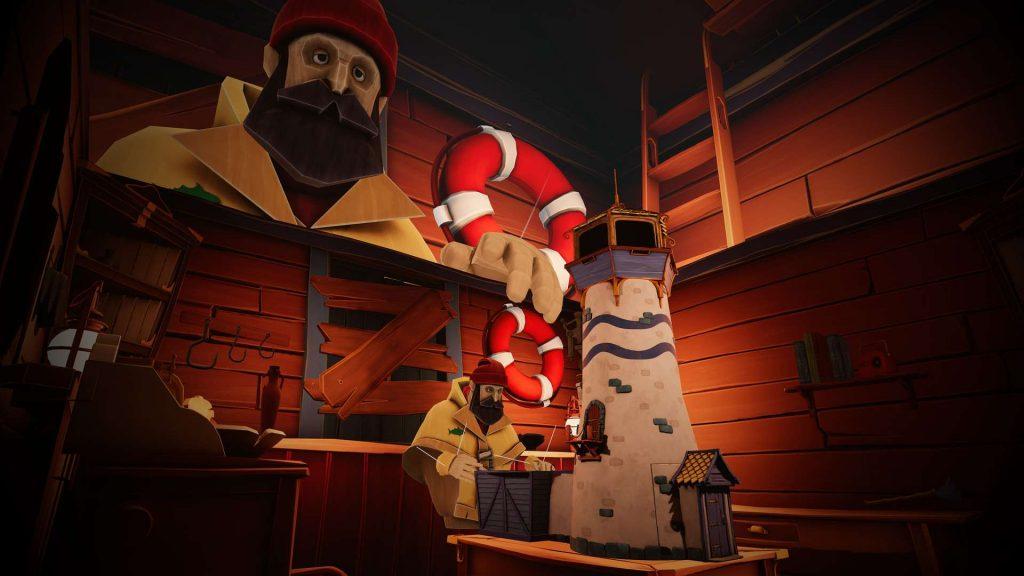 Oculus Quest 游戏《A Fisherman's Tale》渔夫的故事插图(3)