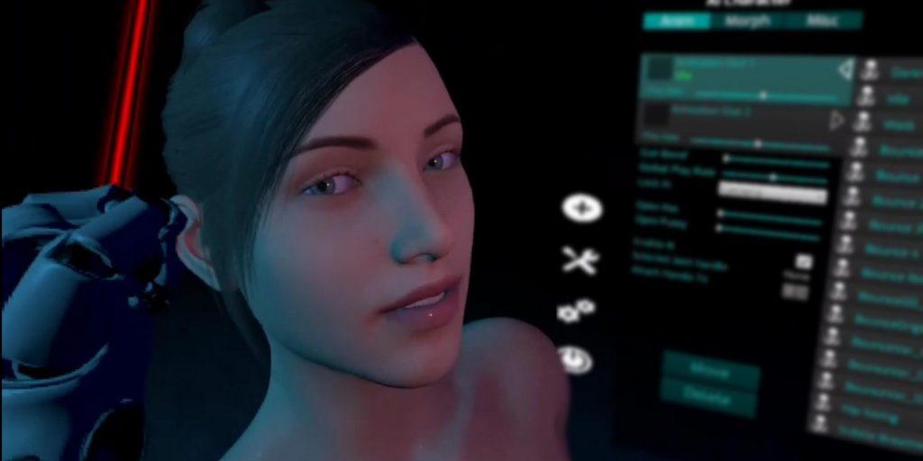 Oculus Quest 游戏《VR女友-3D人偶》插图