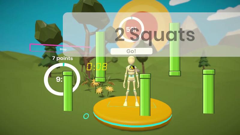 Oculus Quest 游戏《RealFit》健身运动插图(1)