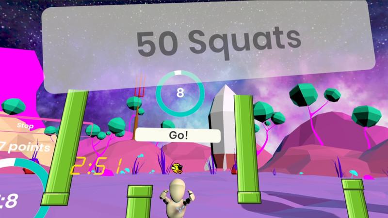 Oculus Quest 游戏《RealFit》健身运动插图(4)
