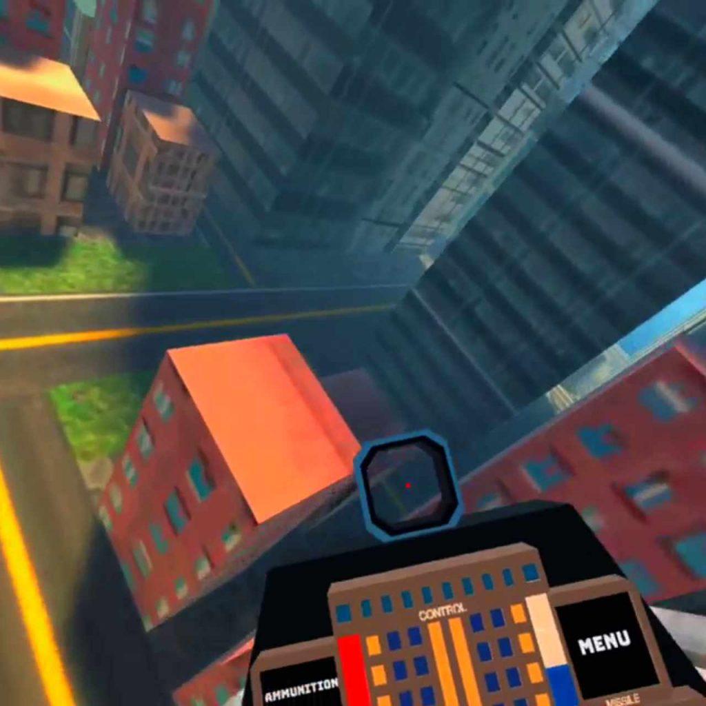 Oculus Quest 游戏《Fly XR》开飞机插图