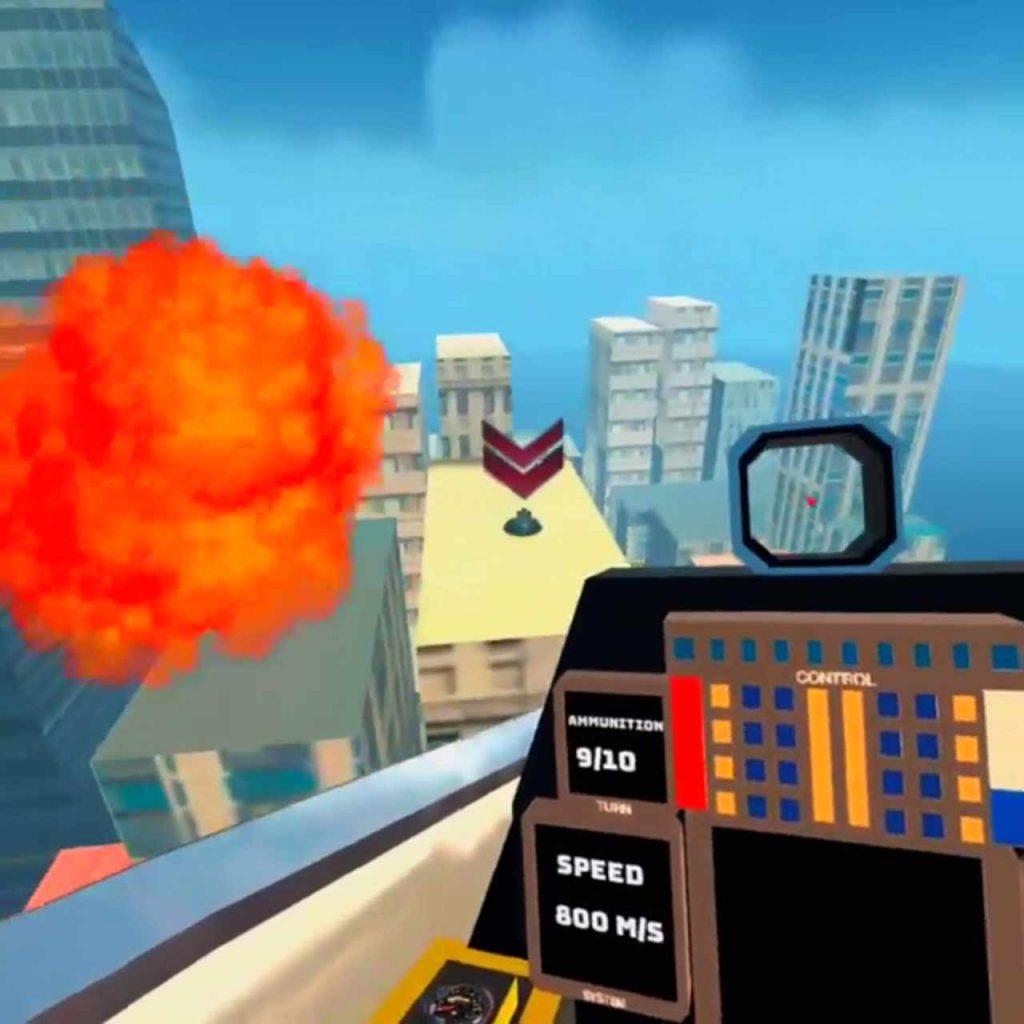 Oculus Quest 游戏《Fly XR》开飞机插图(2)