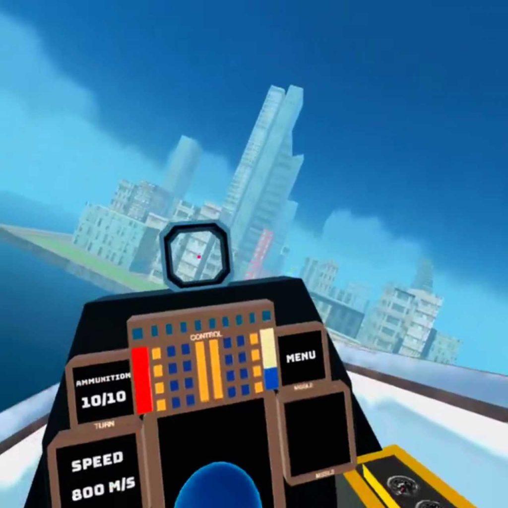 Oculus Quest 游戏《Fly XR》开飞机插图(3)