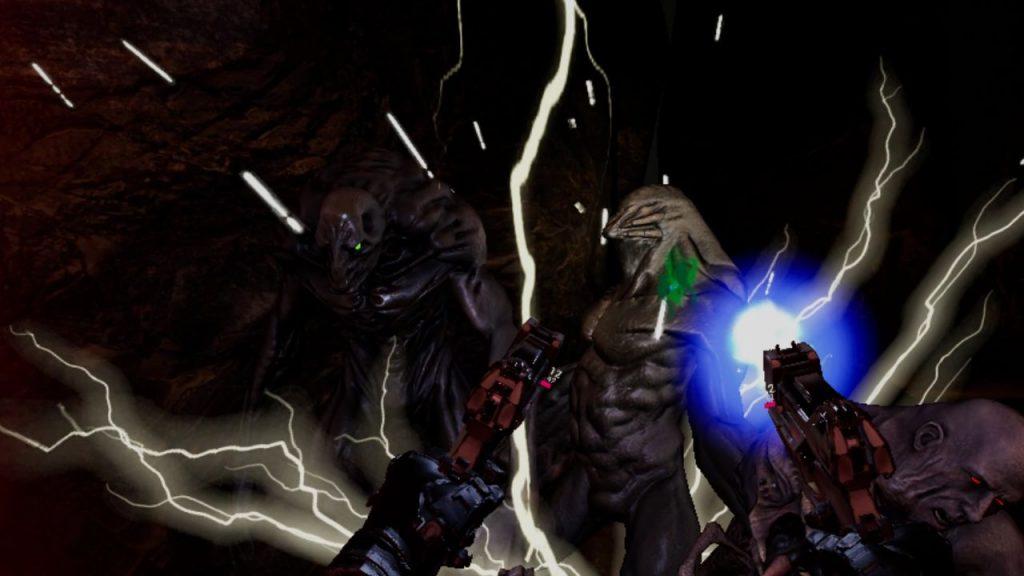 Oculus Quest 游戏《Bionic Hunter Reloaded》恐怖猎人插图(2)