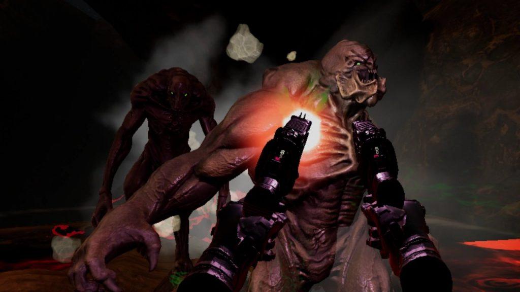 Oculus Quest 游戏《Bionic Hunter Reloaded》恐怖猎人插图(3)