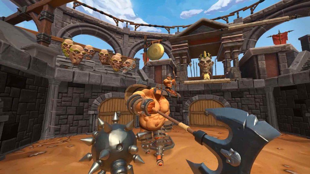 Oculus Quest 游戏《GORN VR》哥恩插图(2)