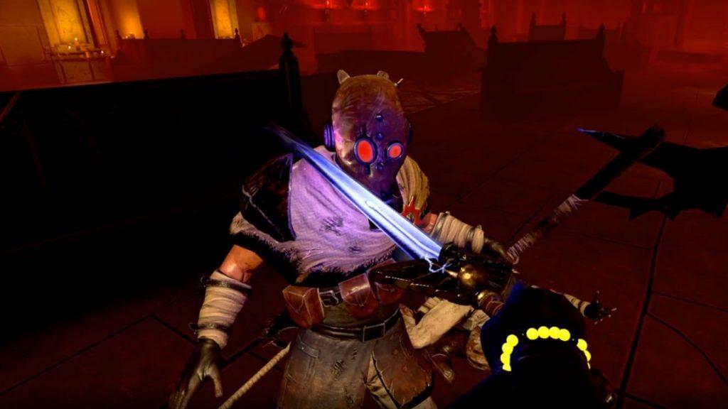 Oculus Quest 游戏《Warhammer 40,000:Battle Sister》战锤 40K:战甲插图