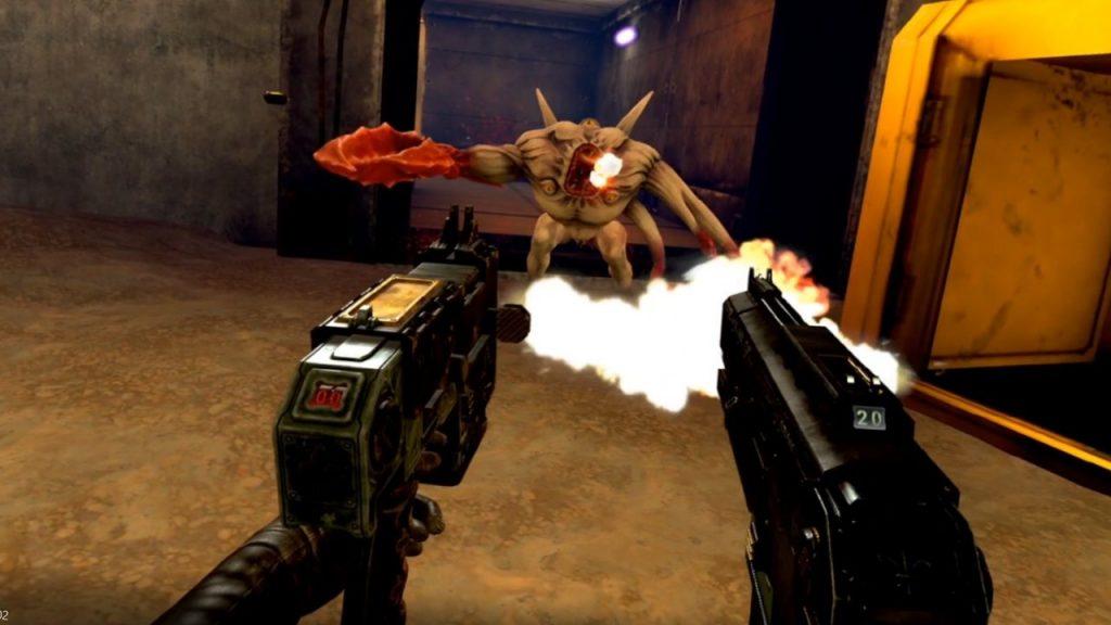 Oculus Quest 游戏《Warhammer 40,000:Battle Sister》战锤 40K:战甲插图(2)
