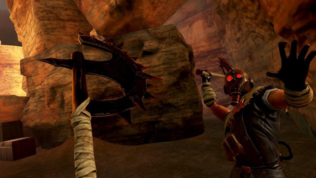 Oculus Quest 游戏《Warhammer 40,000:Battle Sister》战锤 40K:战甲插图(3)