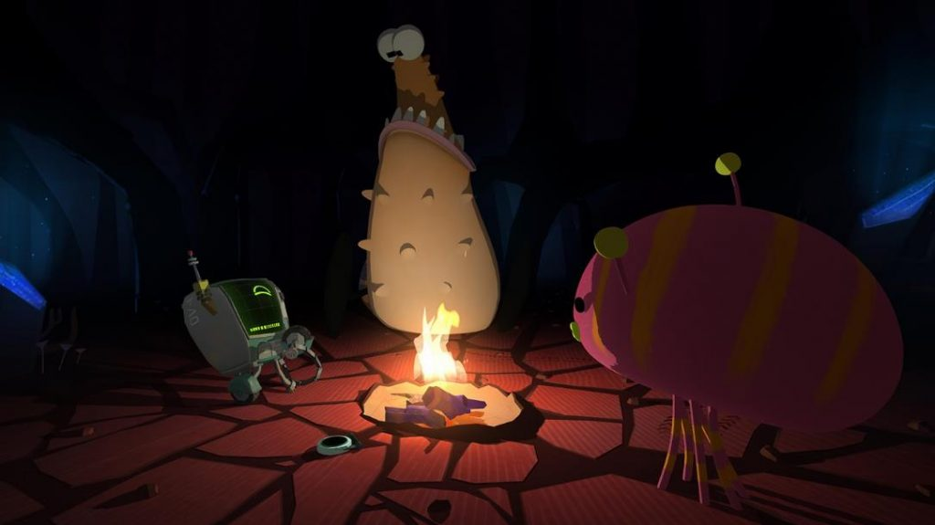 Oculus Quest 游戏《Bonfire》篝火插图(2)