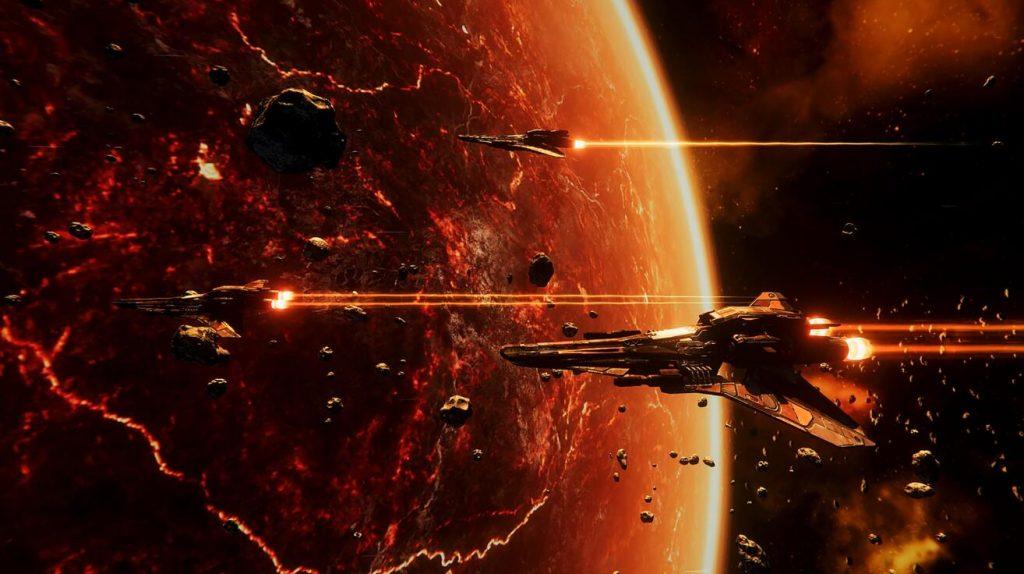 Oculus Quest 游戏《End Space》宇宙空间战插图