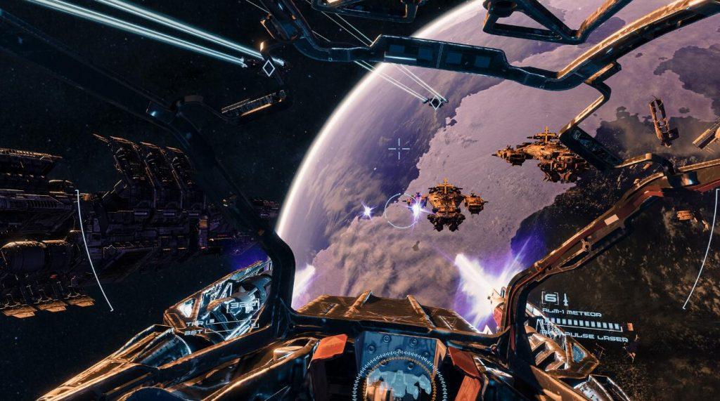 Oculus Quest 游戏《End Space》宇宙空间战插图(1)