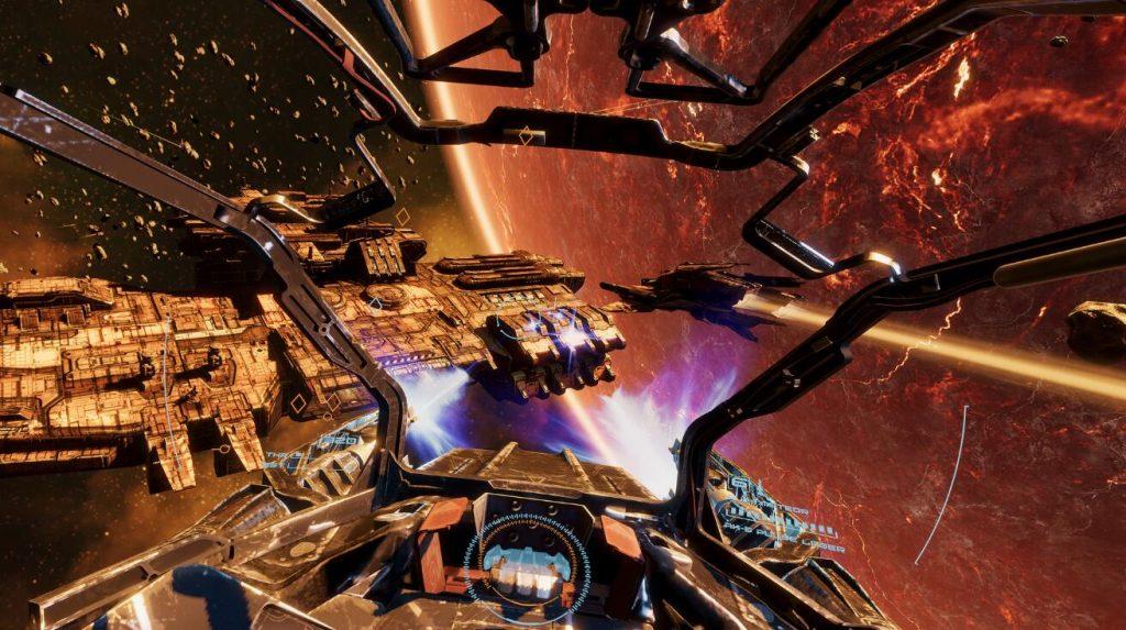 Oculus Quest 游戏《End Space》宇宙空间战插图(2)