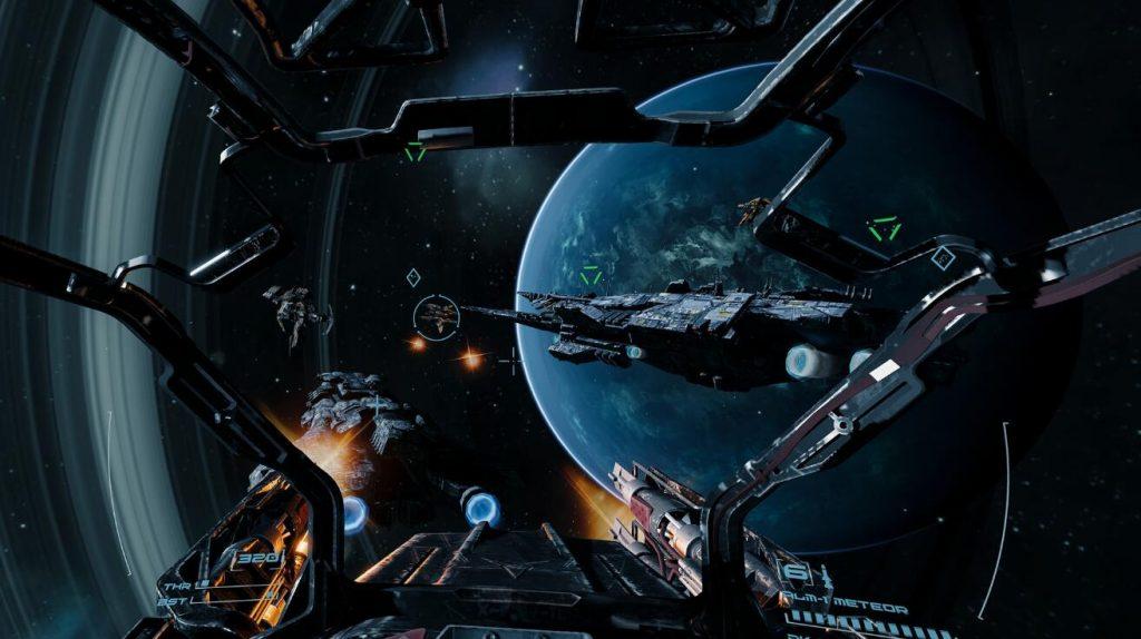 Oculus Quest 游戏《End Space》宇宙空间战插图(3)