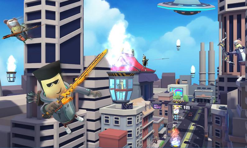 Oculus Quest游戏《HiBow》弓箭大逃杀—吃鸡游戏插图