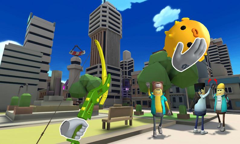 Oculus Quest游戏《HiBow》弓箭大逃杀—吃鸡游戏插图(1)