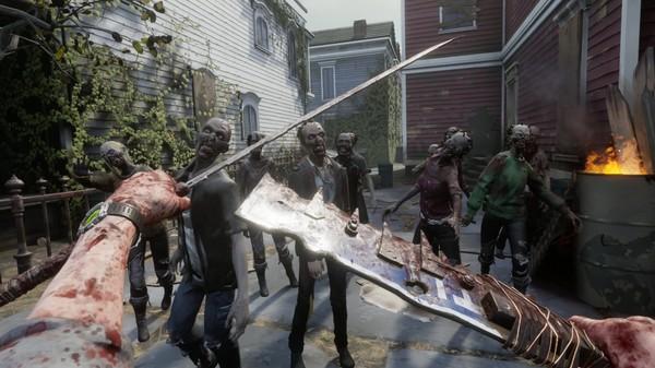 Oculus Quest 游戏《The Walking Dead: Saints & Sinners》行尸走肉:圣徒与罪人插图