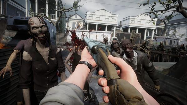 Oculus Quest 游戏《The Walking Dead: Saints & Sinners》行尸走肉:圣徒与罪人插图(2)
