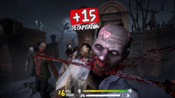 Oculus Quest 游戏《The Walking Dead: Saints & Sinners》行尸走肉:圣徒与罪人插图(3)