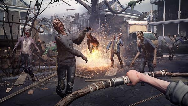 Oculus Quest 游戏《The Walking Dead: Saints & Sinners》行尸走肉:圣徒与罪人插图(4)