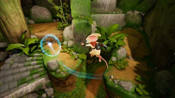 Oculus Quest 游戏《Moss》小老鼠历险记插图