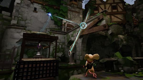 Oculus Quest 游戏《Moss》小老鼠历险记插图(1)