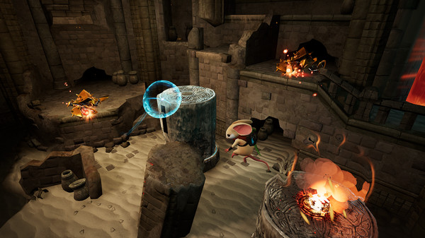 Oculus Quest 游戏《Moss》小老鼠历险记插图(2)