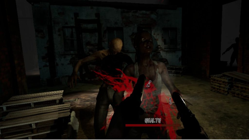 Oculus Quest 游戏《Mutated Virus VR》变异病毒插图(2)