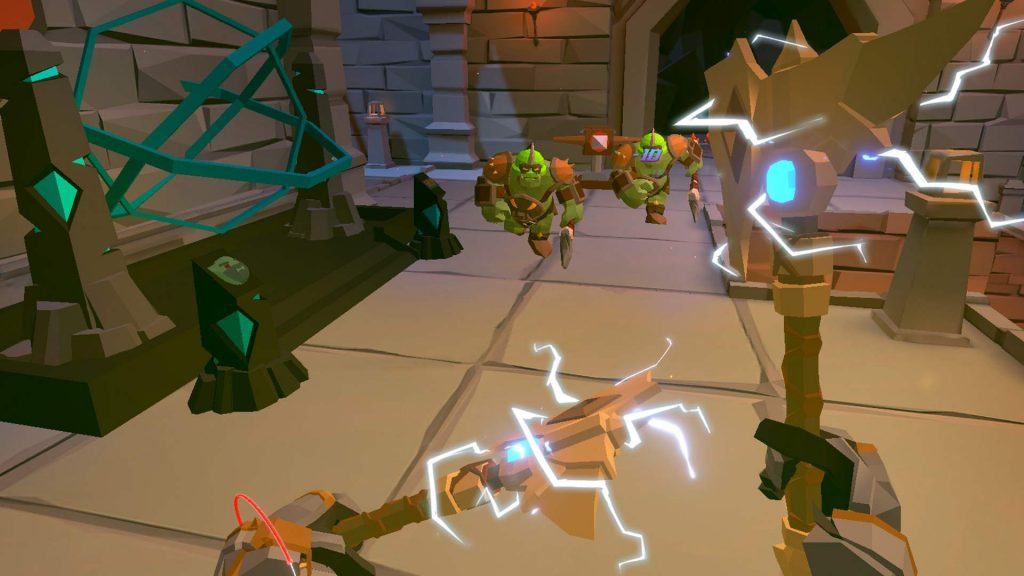 Oculus Quest 游戏《Axegend VR》战斧传说 VR插图