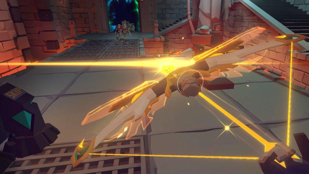 Oculus Quest 游戏《Axegend VR》战斧传说 VR插图(2)