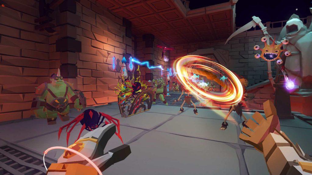 Oculus Quest 游戏《Axegend VR》战斧传说 VR插图(3)