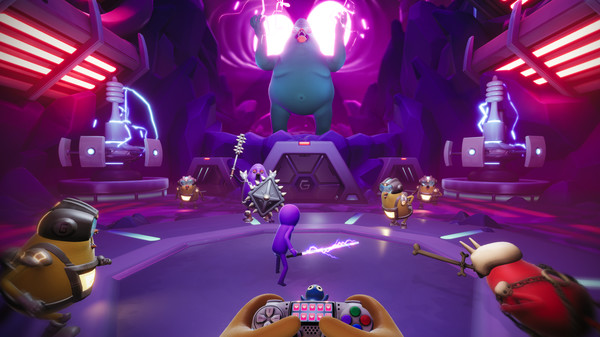 Oculus Quest 游戏《Trover Saves the Universe》卓佛拯救宇宙插图