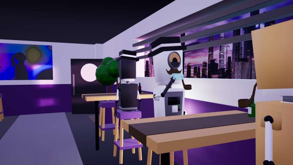 Oculus Quest 游戏《Bot Bar Keeper》酒吧模拟器插图(2)