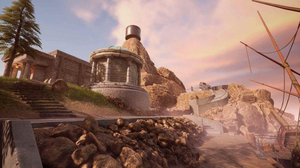 Oculus Quest 游戏《Myst》神秘岛插图(1)