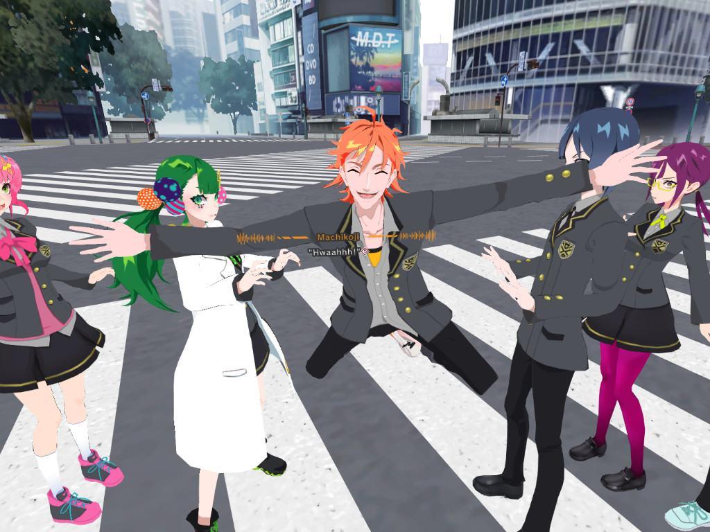 Oculus Quest 游戏《Tokyo Chronos》东京插图