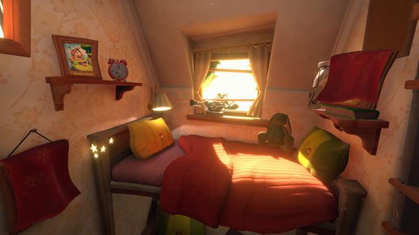 Oculus Quest版被盗宠物的故事《The Curious Tale of the Stolen Pets》