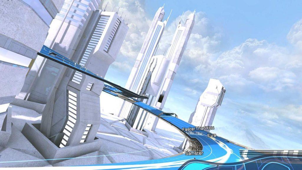 Oculus Quest 游戏《Void Racer Extreme》极限虚空赛车插图(1)