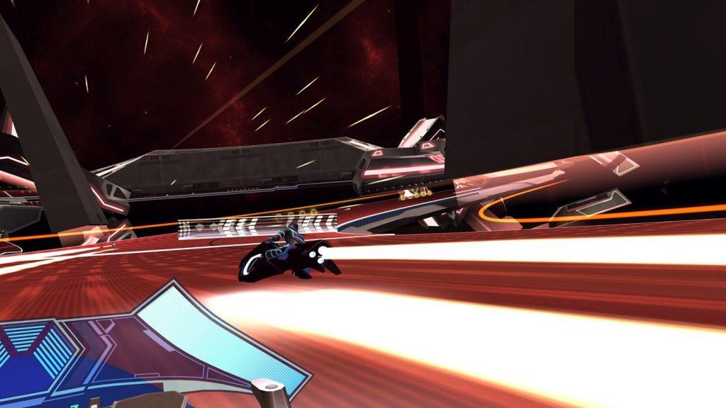 Oculus Quest 游戏《Void Racer Extreme》极限虚空赛车插图(2)