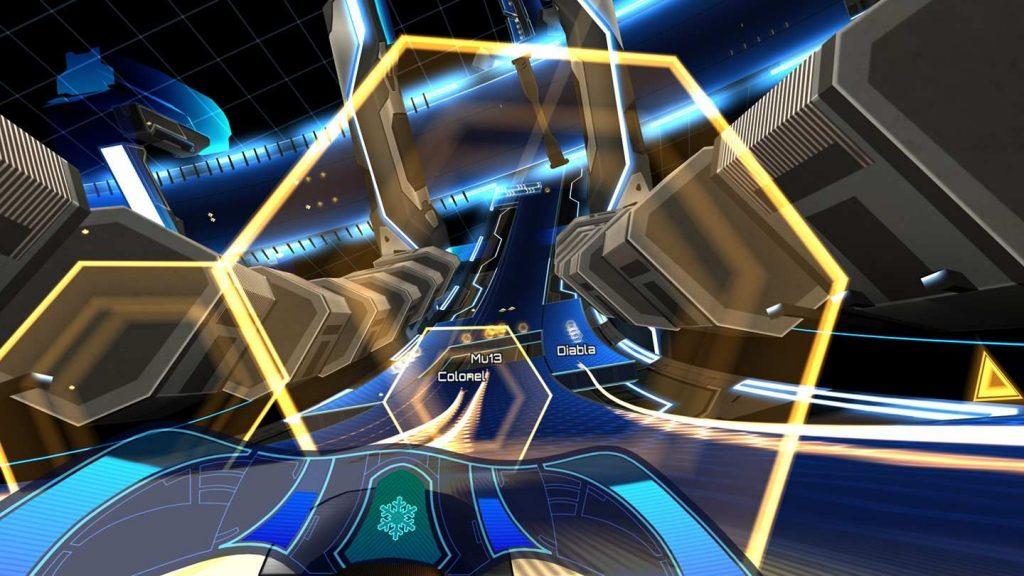 Oculus Quest 游戏《Void Racer Extreme》极限虚空赛车插图(3)