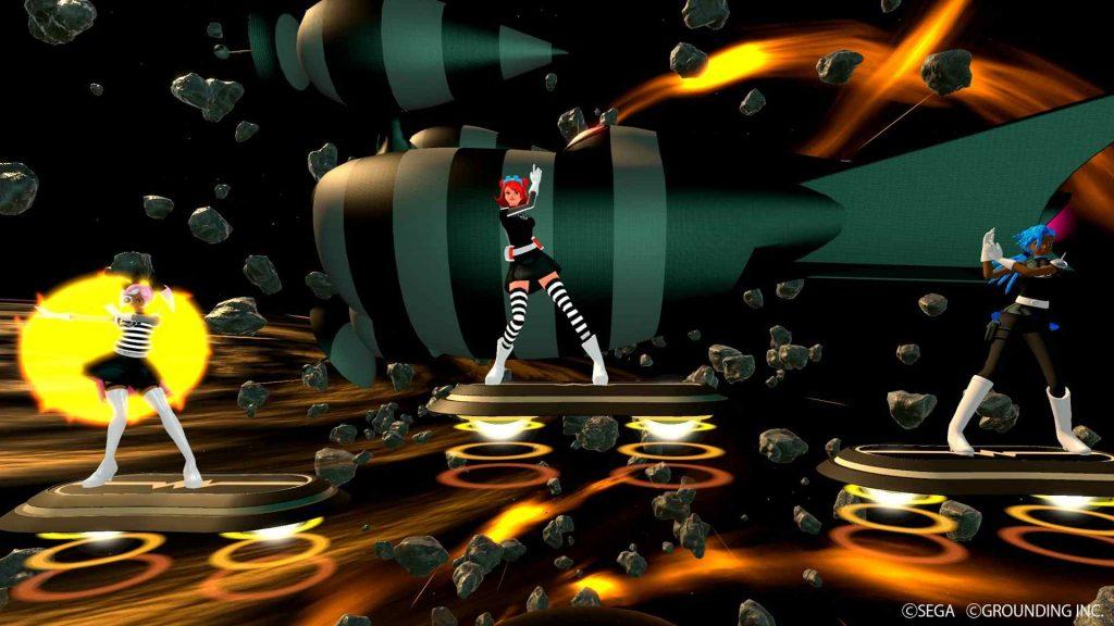 Oculus Quest 游戏《Space Channel 5 VR Kinda Funky News Flash》太空频道5插图(1)