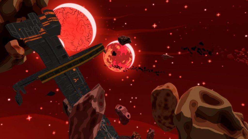 Oculus Quest 游戏《Radial-G: Proteus》管道赛车-VR科幻风格插图(2)