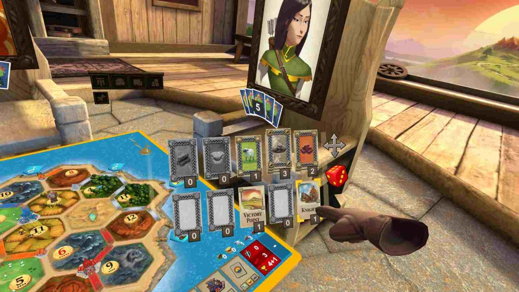 Oculus Quest 游戏《Catan VR》卡坦岛VR插图(2)