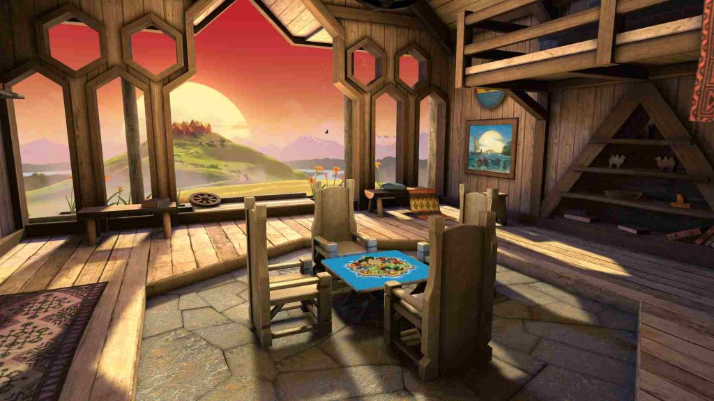 Oculus Quest 游戏《Catan VR》卡坦岛VR插图(3)