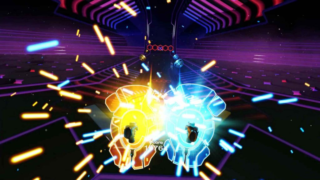 Oculus Quest 游戏《X-BOOSTER》盾牌节奏插图(3)