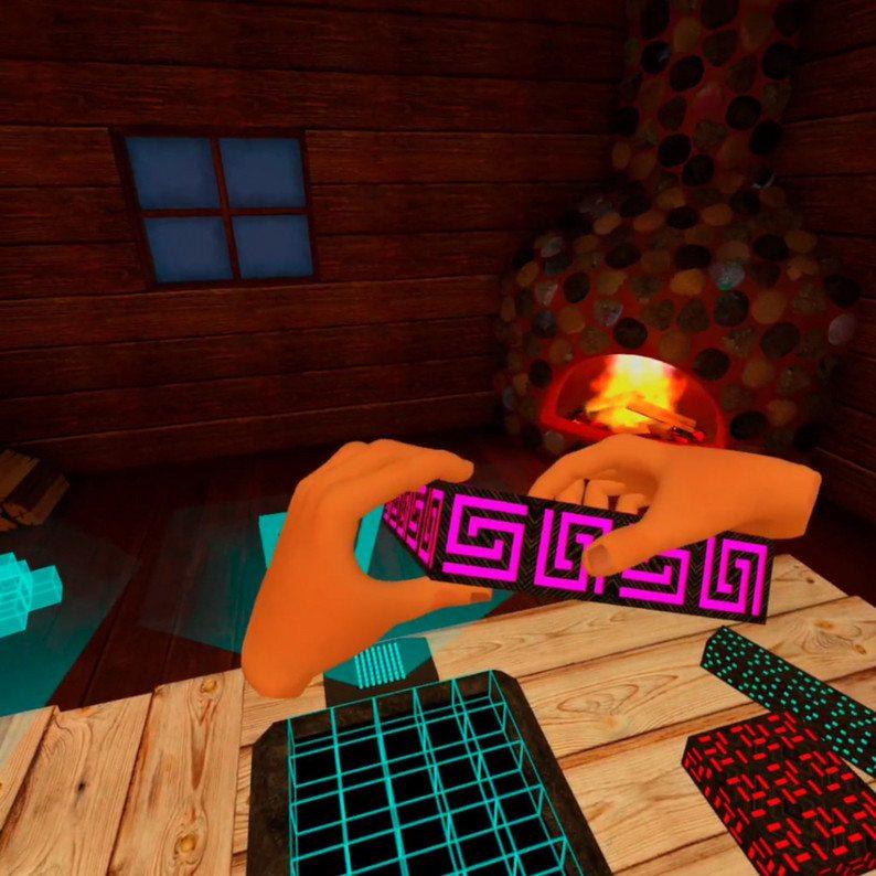 Oculus Quest 游戏《Fingers: Mini Games》迷你手控插图(2)