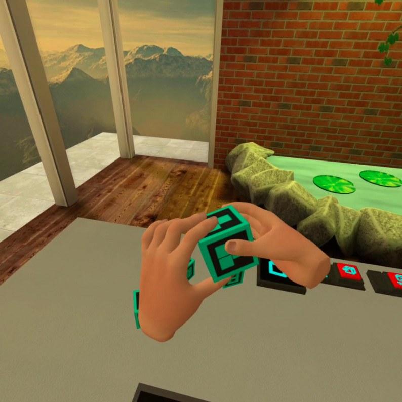 Oculus Quest 游戏《Fingers: Mini Games》迷你手控插图(3)