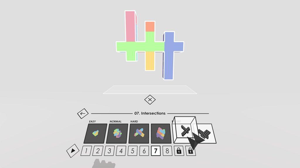 Oculus Quest 游戏《Cubism》立体方块插图