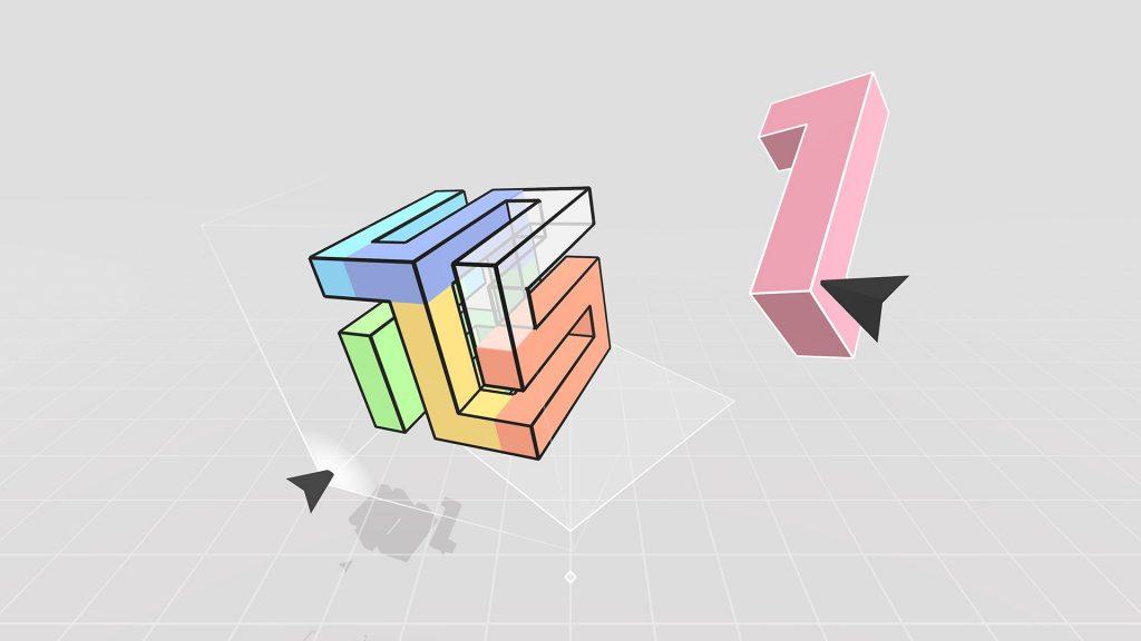Oculus Quest 游戏《Cubism》立体方块插图(1)