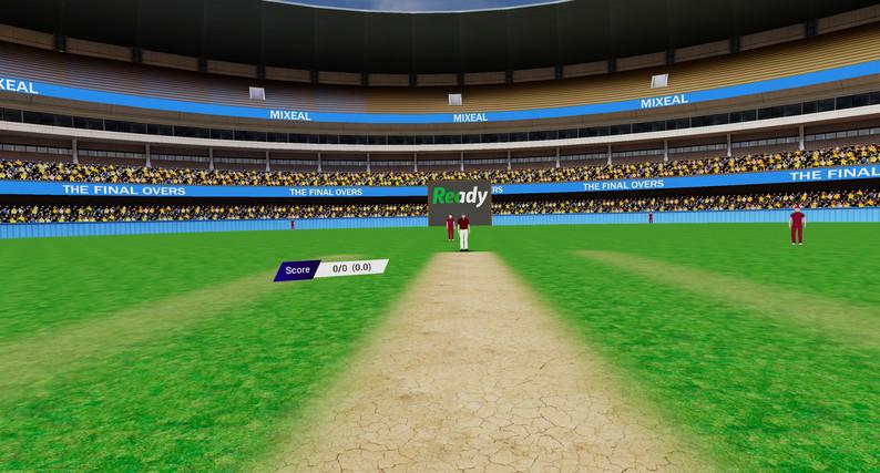 Oculus Quest 游戏《The Final Overs》板球比赛插图