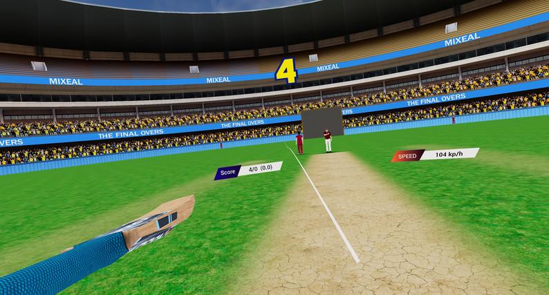 Oculus Quest 游戏《The Final Overs》板球比赛插图(1)